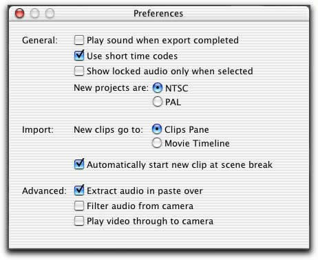 how to change audio on imovie on mac